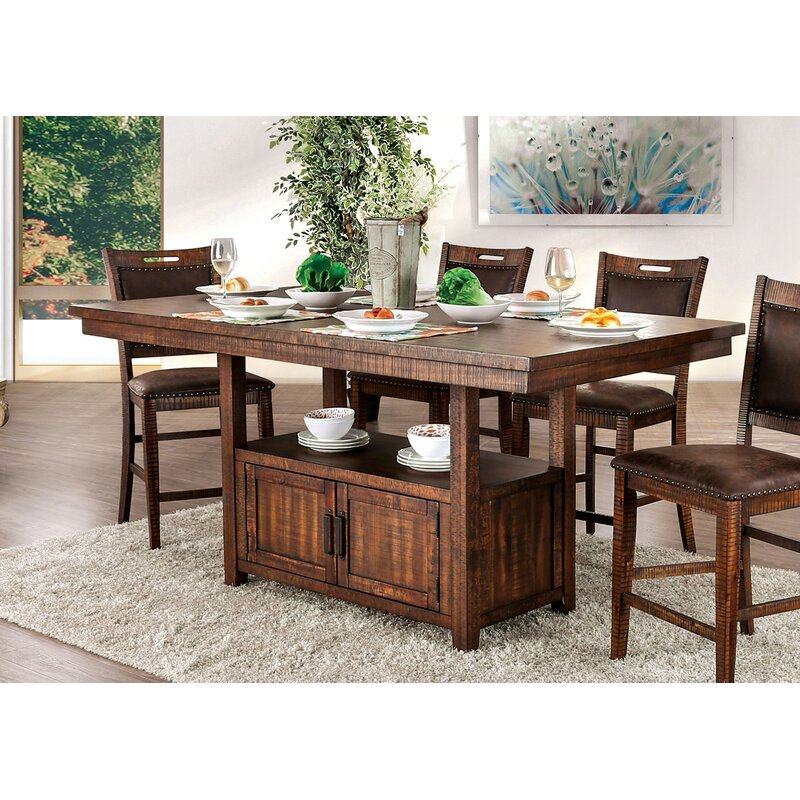 Ashlyn Counter Height Dining Table