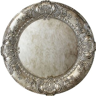Keaton L 14 Melamine Charger Plate Set Of 4