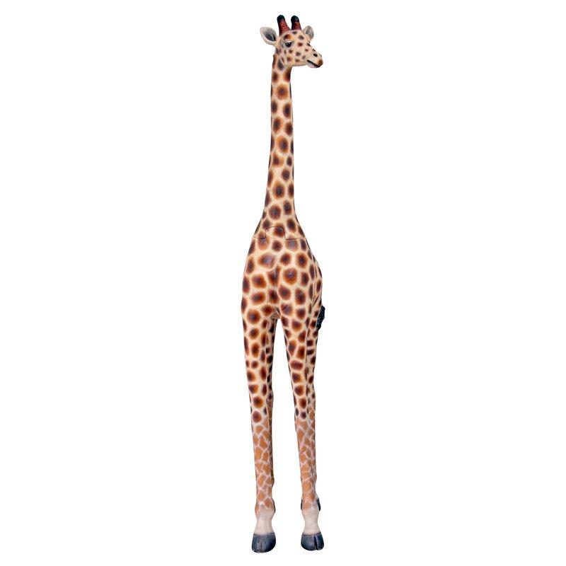 Mombasa The Garden Giraffe Statue