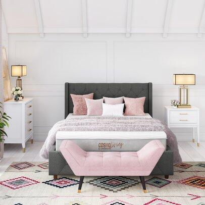 Surprising 7000 Bedroom Design Ideas Wayfair Home Interior And Landscaping Transignezvosmurscom