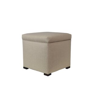 Woodside Storage Ottoman by Alcott Hill