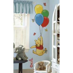 Pooh And Piglet Wall Decal