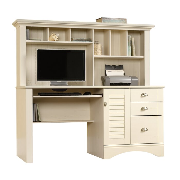 Enjoyable Pinellas Desk With Hutch Download Free Architecture Designs Scobabritishbridgeorg