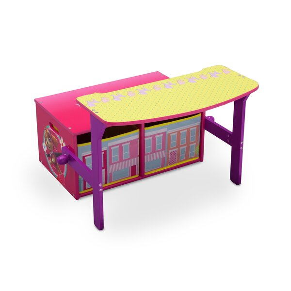 deltachildren schreibtisch paw patrol mit bank bewertungen. Black Bedroom Furniture Sets. Home Design Ideas