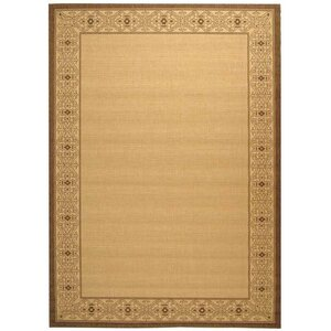 Lansbury Natural/Brown Indoor/Outdoor Rug