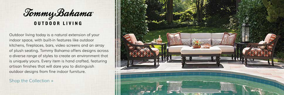 Lexington Tommy Bahama Outdoor Sligh. Featured Collections