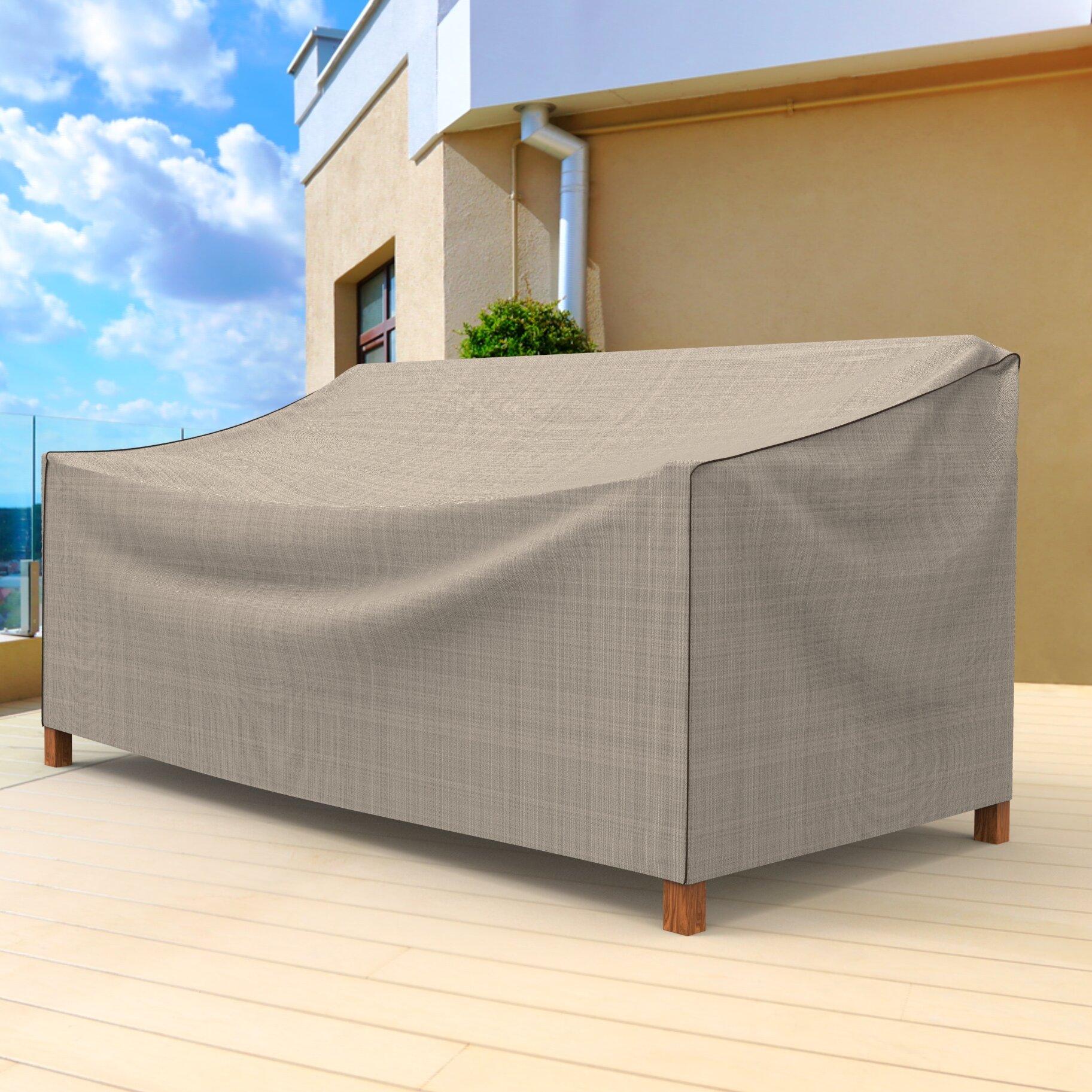 Freeport Park Aadhya Outdoor Sofa Cover & Reviews   Wayfair