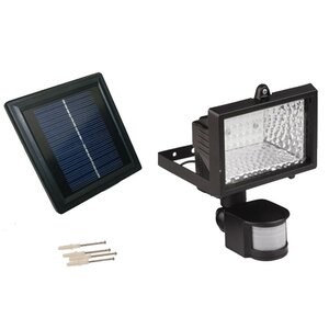 Solar Goes Green 28-Light LED Flood Light