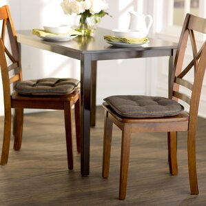 Dining Chair Seat Cushions Youll Love Wayfair - Dining room chairs cushions