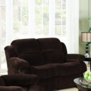 Austin Recliner Reclining Loveseat by Flair