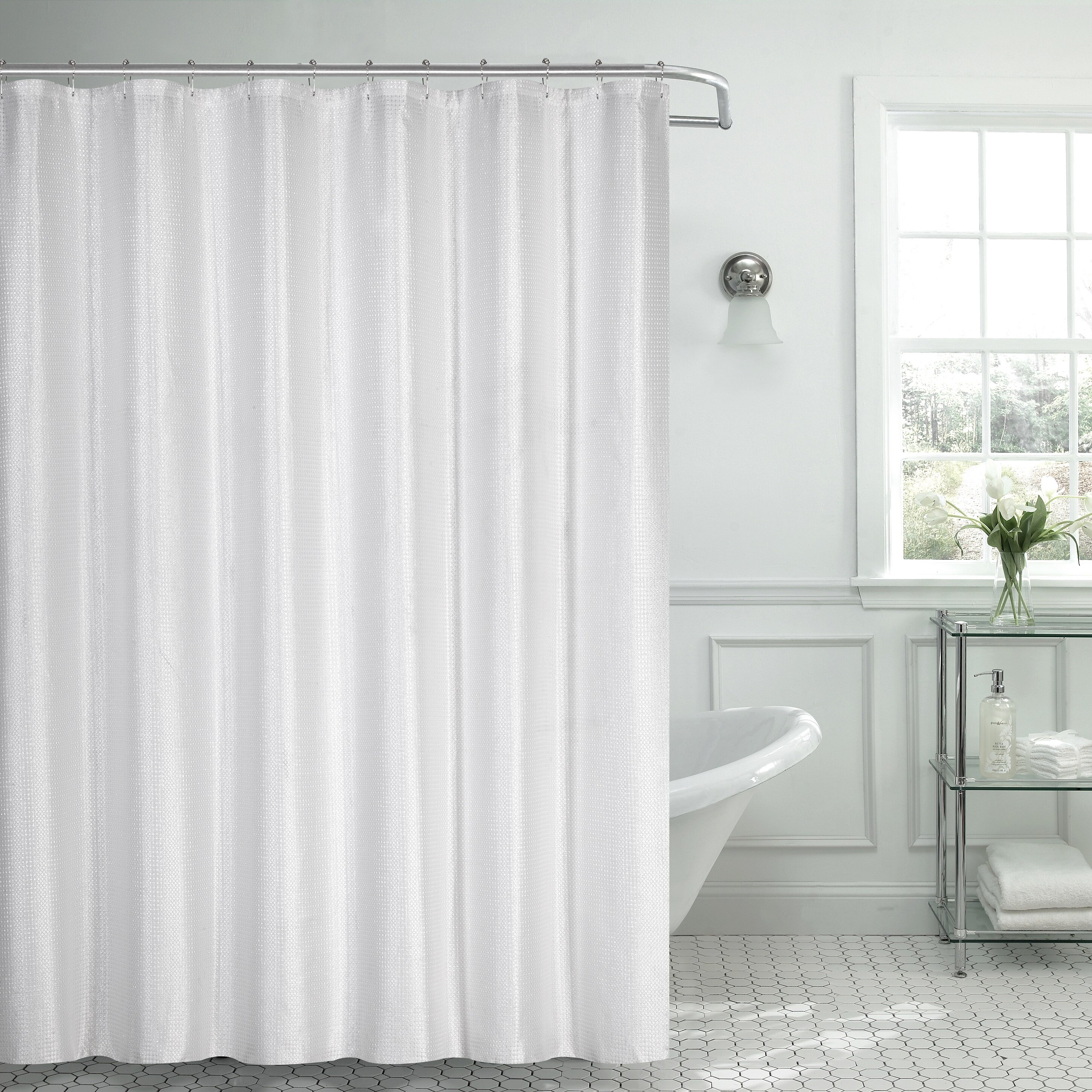 curtain diy at prd q cooke bq departments lewis white b waffle mm curtains cecina shower l