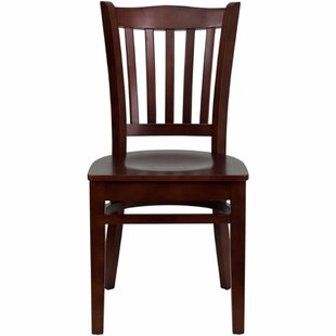 Duprey Solid Wood Dining Chair
