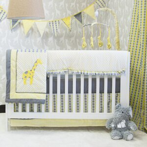 Dario 9 Piece Crib Bedding Set