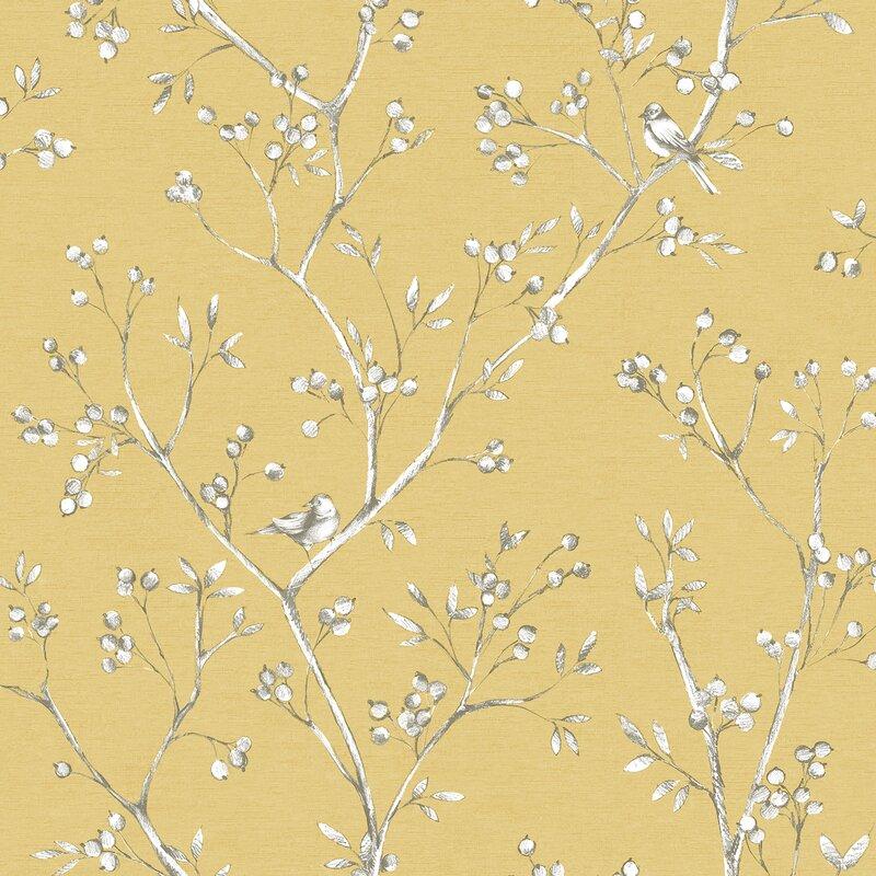 Rouleau de papier peint 33 pi x 20,5 po Sage Hill