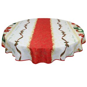 Decorated Tablecloth