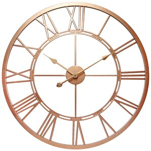 Modern Contemporary Wall Clocks Youll Love Wayfair