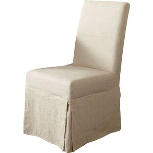 Neville Slipcovered Side Chairs (Set of 2) by Bi..
