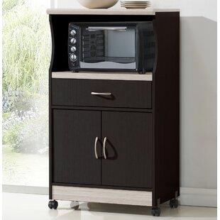 Mae Microwave Cart