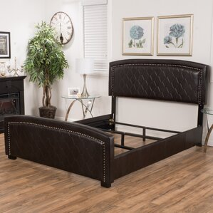 Mayhew Junction Panel Bed by Red Barre..