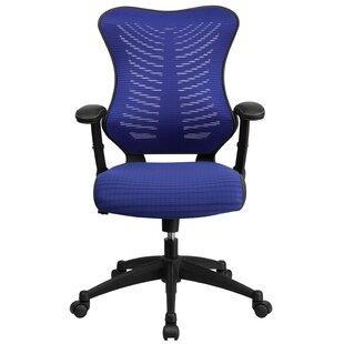 Blue Desk Chairs Youu0027ll Love | Wayfair