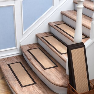 Clayfield Taupe Stair Tread (Set Of 13)