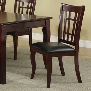 Hawk Haven Upholstered Dining Chair (Set of 2)