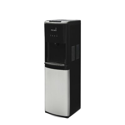 bottom loading hot cold and room temperature water cooler by primo water