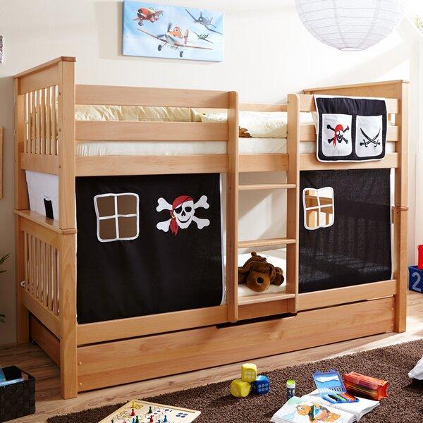 ticaa etagenbett sammy 90 x 200 cm bewertungen. Black Bedroom Furniture Sets. Home Design Ideas