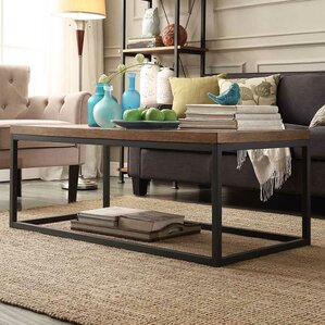 Bramble Coffee Table by Mercury Row