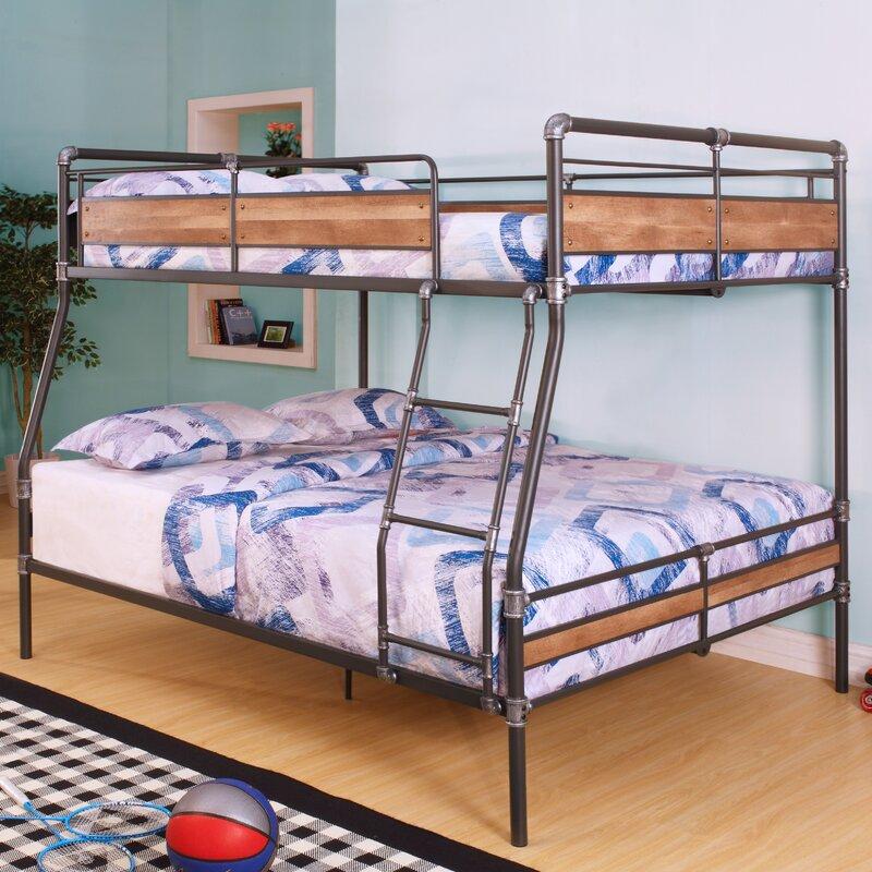 Eloy Full XL Over Queen Bunk Bed