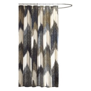 beige and gray shower curtain. Collins Shower Curtain Curtains  Joss Main