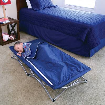 Deluxe My Cot Portable Toddler Travel Bed