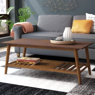 Mid Century Modern Coffee Tables Youll Love Wayfair