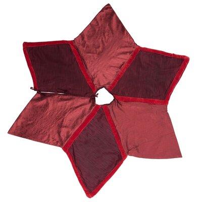 The Holiday Aisle Noel Star Tree Skirt Reviews
