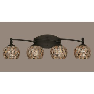 Capri 4-Light Vanity Light