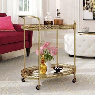 Zavier Bar Cart Wonderful