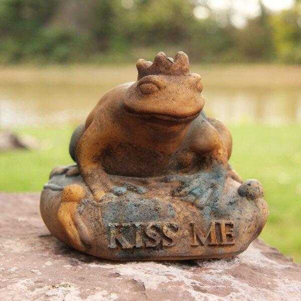 Frog Prince Statue | Wayfair