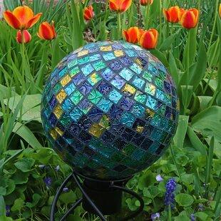 Shofner Mosaic Gazing Ball