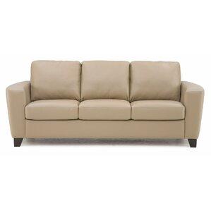 Leeds Leather Sofa by Palliser Furniture