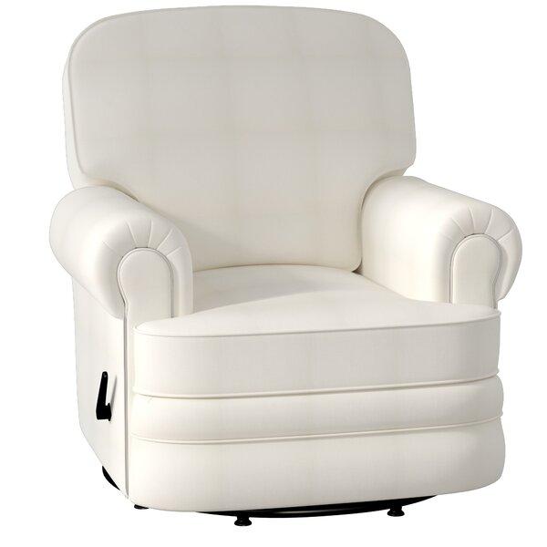Wayfair Custom Upholstery Emily Swivel Reclining Glider