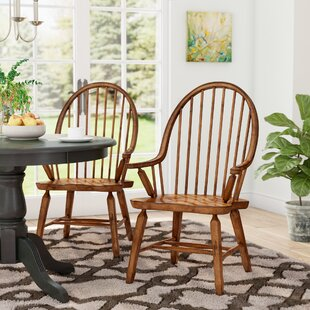 Brumiss Bow Back Arm Chair