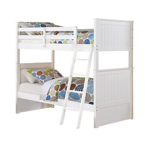 Fannie Twin Over Twin Storage Bunk Bed by Viv + Rae