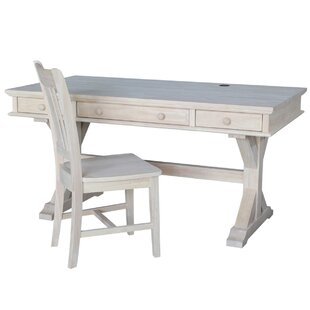 Etonnant Greenock Writing Desk And Chair Set