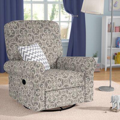 Swivel Chair With Ottoman Wayfair