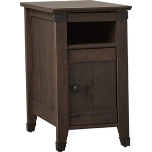 Dark Brown End Table Wayfair