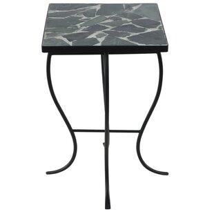 Granite Top End Table | Wayfair