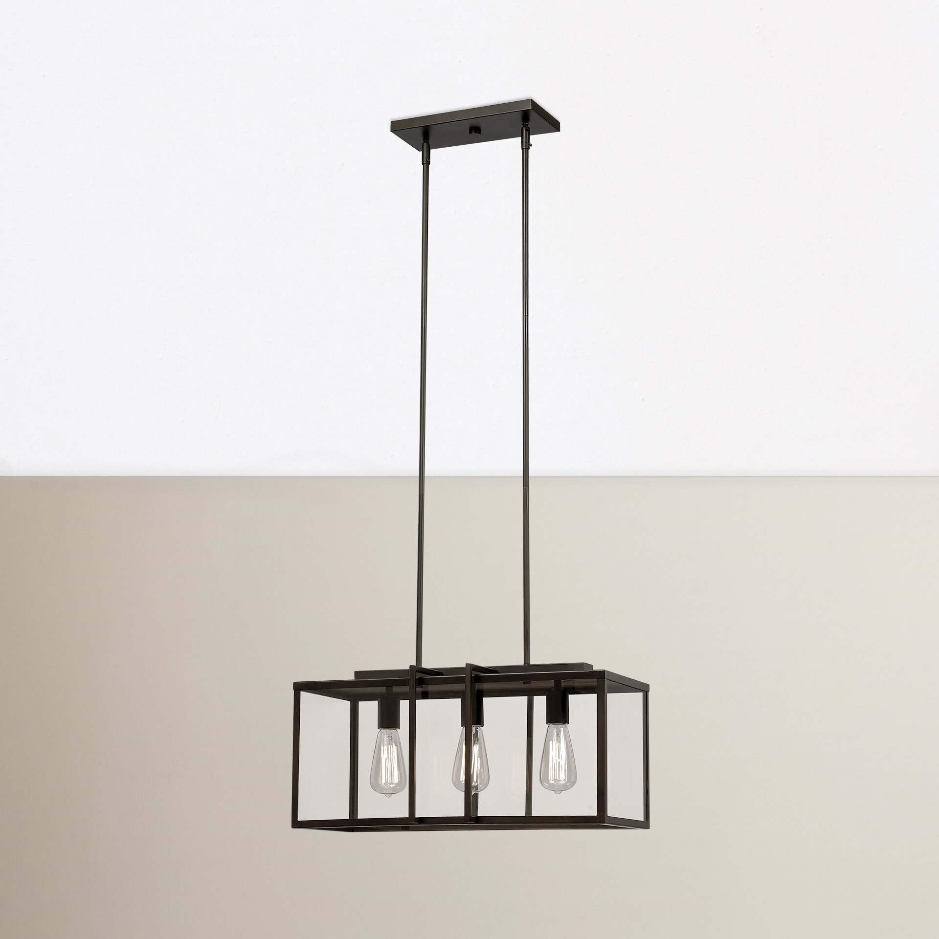 3 light pendant light industrial trent austin design 3light kitchen island pendant reviews wayfair