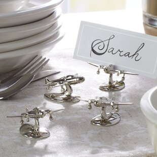 Place Card Holders & Cheese Markers You\'ll Love | Wayfair
