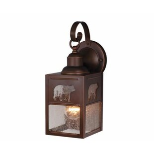 Rustic Outdoor Wall Lighting You\'ll Love