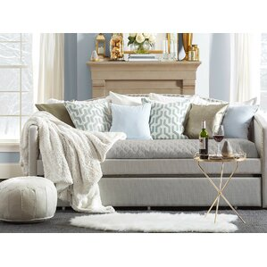 Ronce Daybed With Trundle by Lark Manor Image